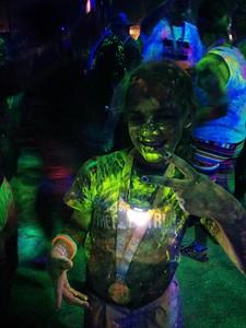 night color run