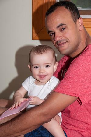Rachael Isabellas Baptism May 2013-3