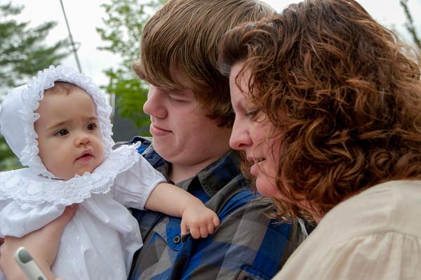 Rachael Isabellas Baptism May 2013-19