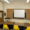Rachael's classroom on the Immanuel campus