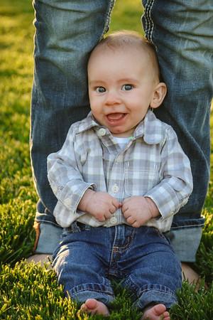 Rachel 6 month