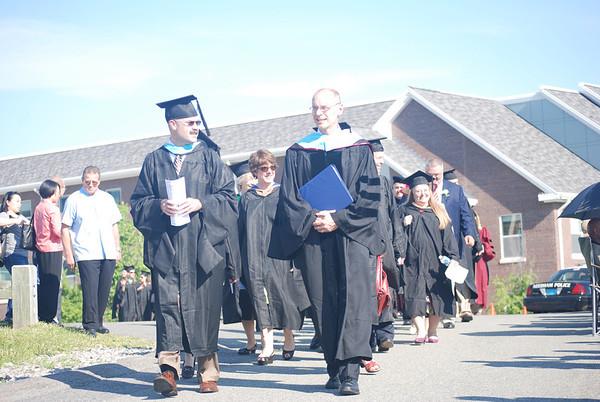 Rachel Needham High Graduation June 2011