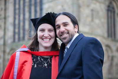 Rachel's PhD Graduation