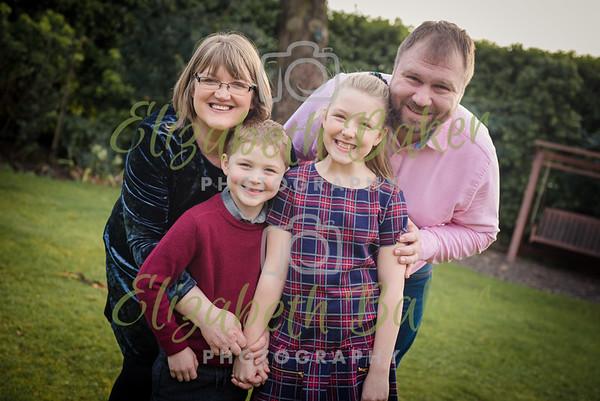 Rachel and family