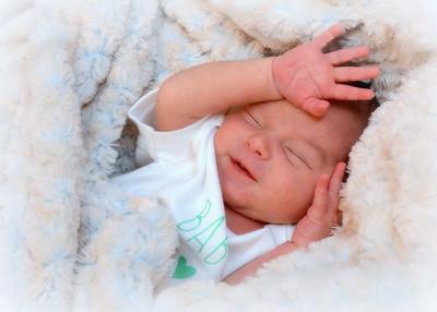 Paul baby pics