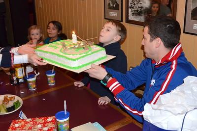 Theo Birthday 2014