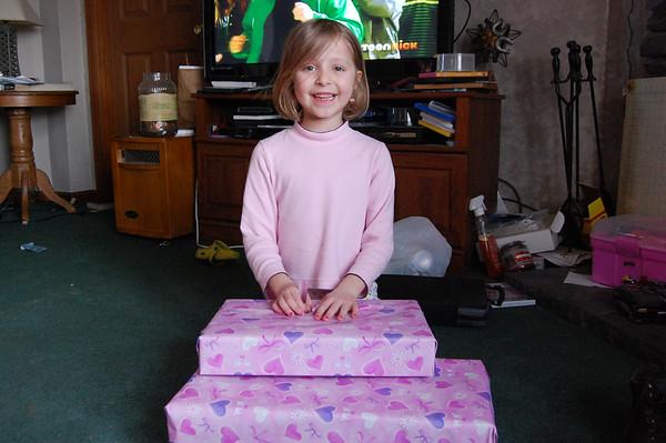 Rachel's 8th Birthday-2011