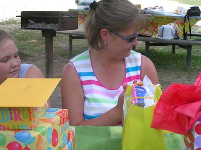 Rachel's Birthday 2006