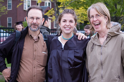 David, Rachel and Barbara