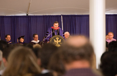 President Lawrence Bacow - Baccalaureate Address