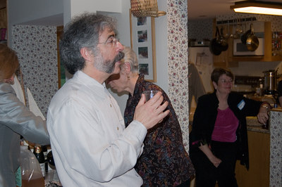 Our host Bruce, Shaina's dad.