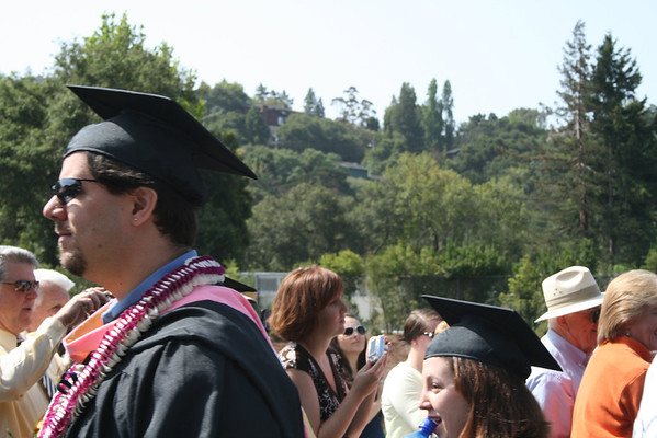Rafaelito's College Graduation