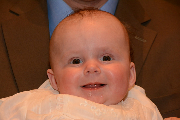 Raigan's Christening