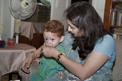 2011 Aug - Rakhi