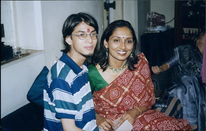 Jay & Madhavi