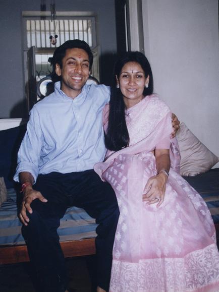Sunil & Kalpana