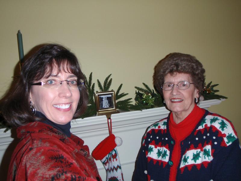 Mom's stocking