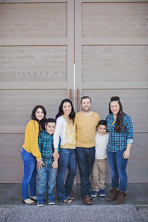 Ramos Family 2015