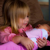 the little girls