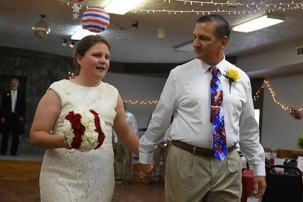 Randy and Kris Sherman Wedding 2016