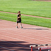 Mitch practicing race walking