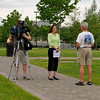 KSTP-TV video interview