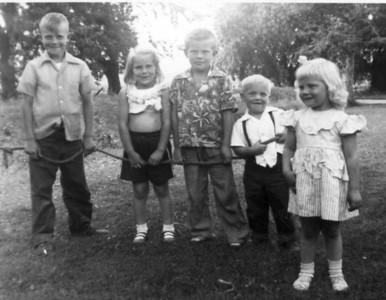 Grandkids 1952