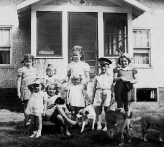 Grandkids 1945