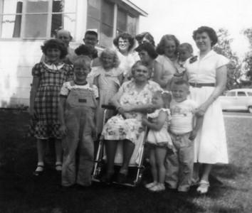 Rasmussen Cousins '52