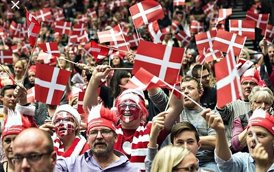 Denmark is officially winner of WM in men's handball 2019! Defeated Norway 31-22 🇩🇰🇩🇰 .. what a thrill!