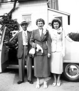 Helen's Wedding 1951