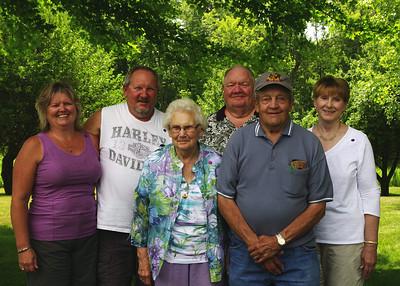 Helen's Clan 2014
