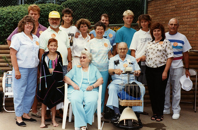 Lester's Clan 1989