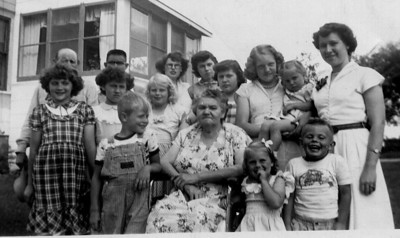 1952 (Donna's graduation)