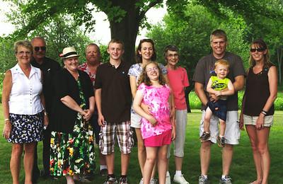 Walter's Clan 2014