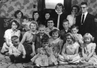 1955 Cousins
