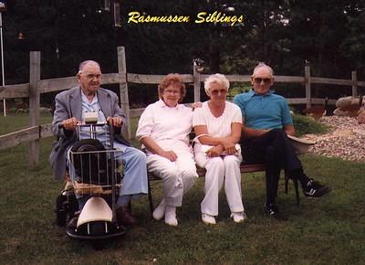 Lester, Laura, Helen, Russell