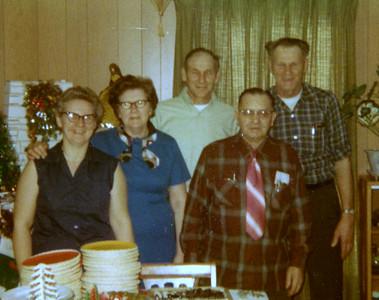Rasmussen siblings  -1970s