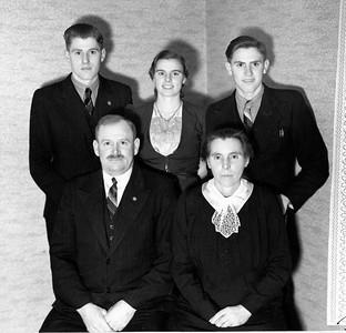 Marie Rasmussen -- family
