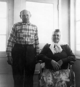 Jens & Hulda Rasmussen