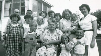 Rasmussen Grandchildren 1952