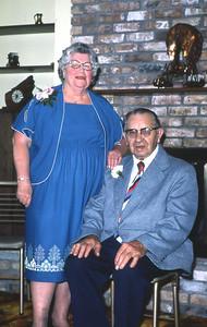 Rilda Hazel and Lester Hans Rasmussen