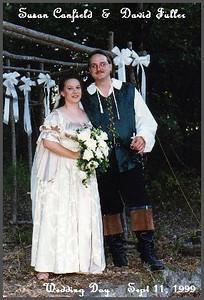 Dave & Susan Wedding