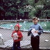 David & Charles at Como Zoo in St Paul