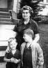 Visiting Grandma Rasmussen - 1964