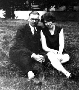 Lester-Rilda Rasmussen 1930