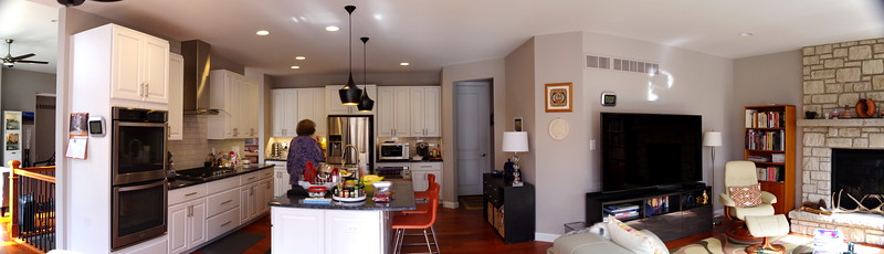 Kitchen-Great Room