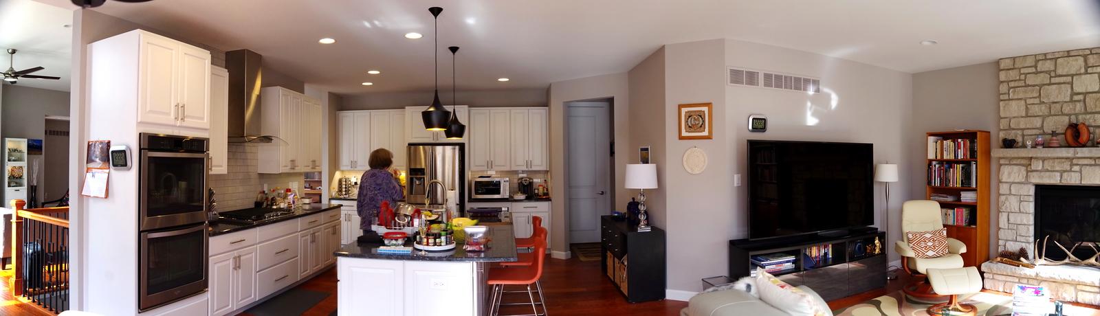 Kitchen-Great Room