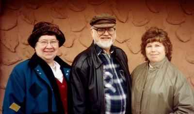 Donna, Wayne, Jean  1997