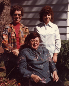 Donna, Jean and LaVonne 1967?
